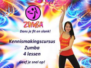Maak kennis met Zumba