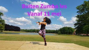 Dance Passion Zumba les buiten