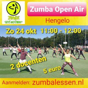 Zumba Open Air